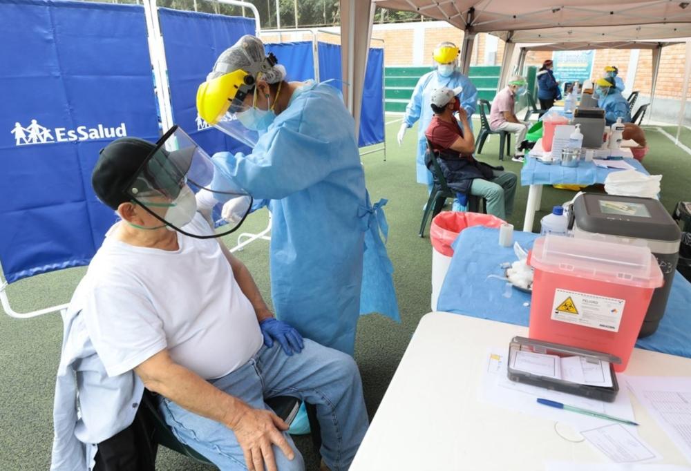Arequipa: decae el ritmo de vacunación a pesar de la disponibilidad de dosis