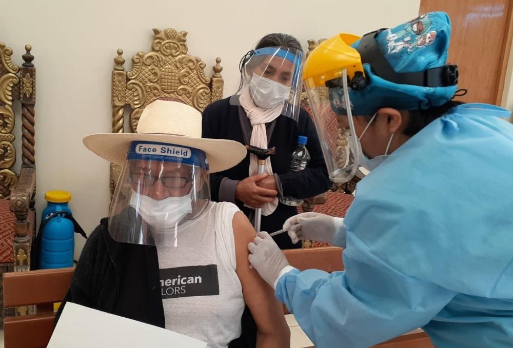 Arequipa: conoce los puntos de vacunación en Miraflores, Mariano Melgar, Cayma y Socabaya