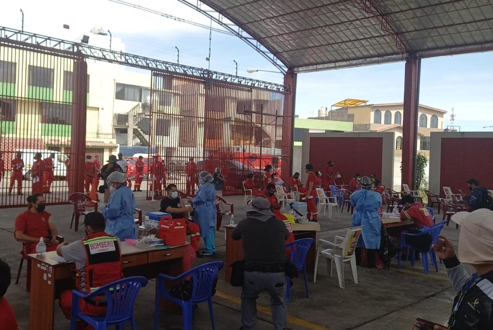 Vacunatón en Arequipa: ¿a qué grupo poblacional se inmunizará en esta jornada?