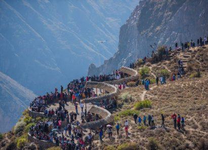 Arequipa: Valle del Colca recibió la máxima distinción como recurso turístico