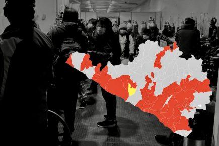 Arequipa: estas son las cifras de la pandemia en la región tras la segunda vuelta
