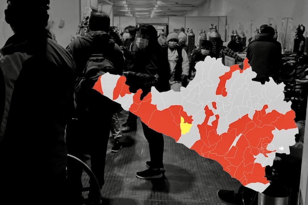 covid en arequipa cifras pandemia 16 de junio