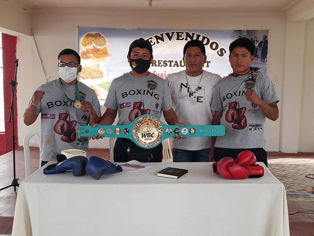 Deportistas de Arequipa campeonaron en torneo internacional de boxeo