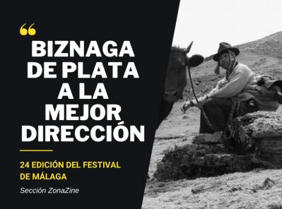 """Director de la película peruana """"Samichay"""" fue premiado en España"""