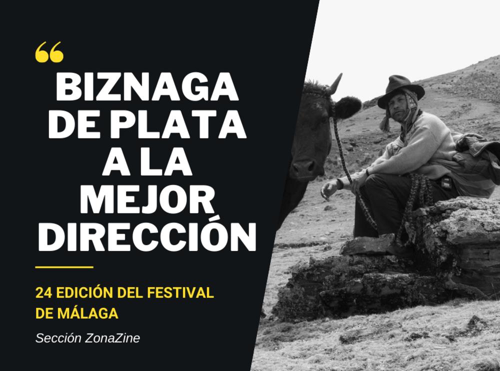 """Director de la película peruana """"Samichay"""" es premiado en España"""