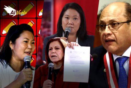 JNE desmiente declaraciones de Lourdes Flores Nano   Al Vuelo