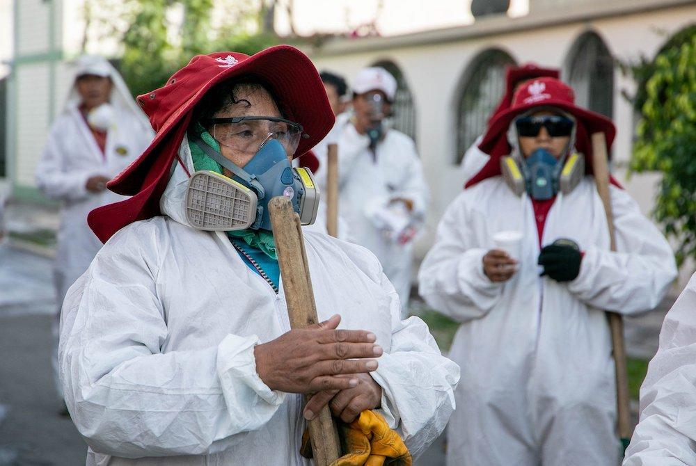 arequipa obreros municipales vacunación gerente de salud