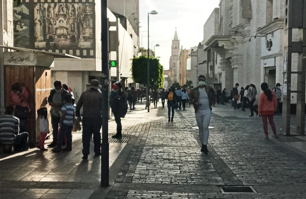 Arequipa: ¿Funcionará el cerco epidemiológico?