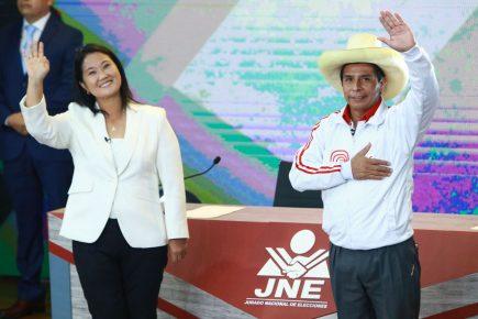Encuesta IEP: 66% cree que Castillo ganó las elecciones más allá de por quién votó