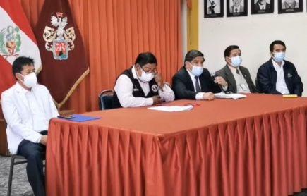 Arequipa: gerente de salud se opone a la aplicación del cerco epidemiológico