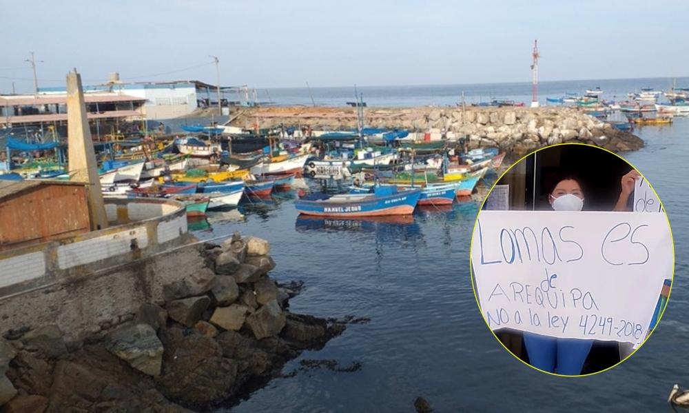 Arequipa: autoridades piden que conflicto limítrofe con Ica se resuelva este año