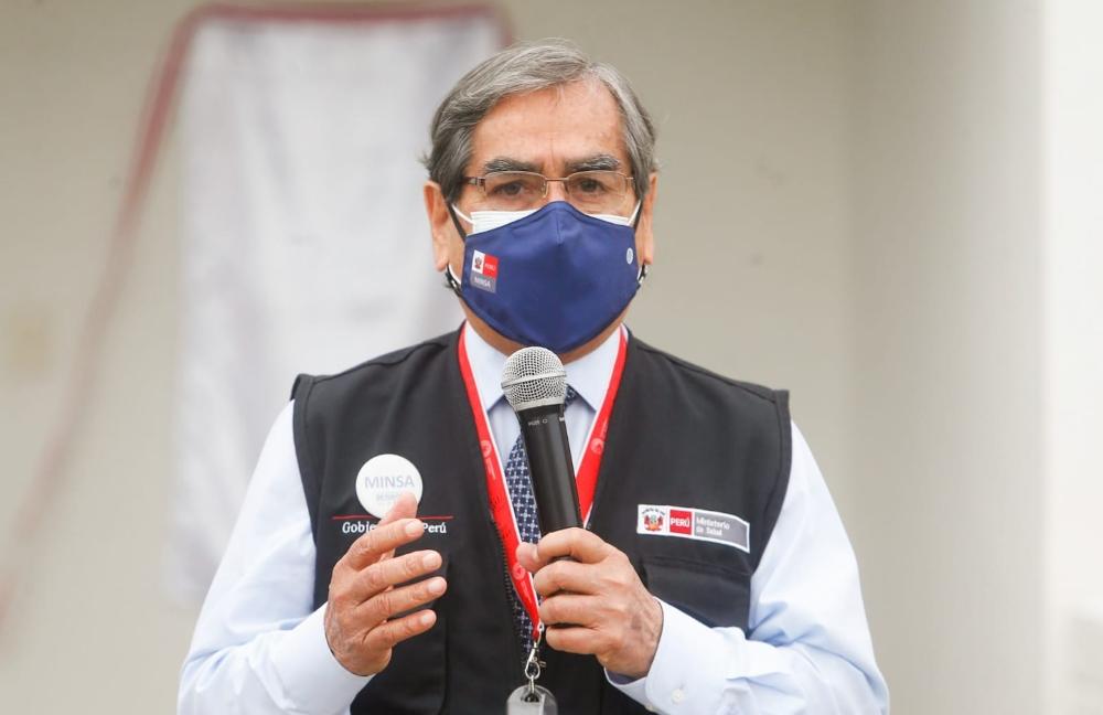 Arequipa: Diferencias entre el Minsa y Gobierno Regional por distribución de vacunas