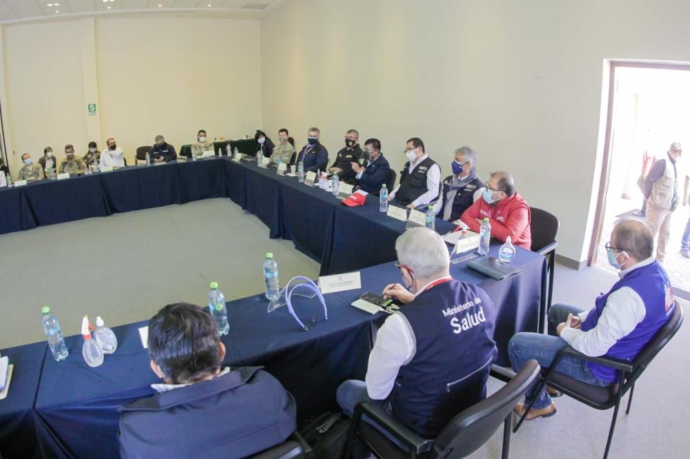 Minsa opta por reforzar estrategias en Arequipa antes que aplicar cuarentena estricta