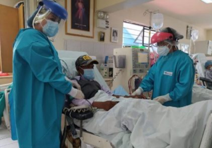 Arequipa: Gerencia de Salud de Arequipa  reporta 39 fallecidos en últimas horas