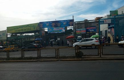 Arequipa: transportistas informales incumplen cerco sanitario por falta de control