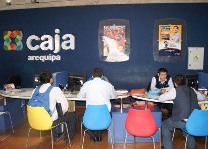 Caja Arequipa alcanzó logro que beneficia a microempresarios peruanos