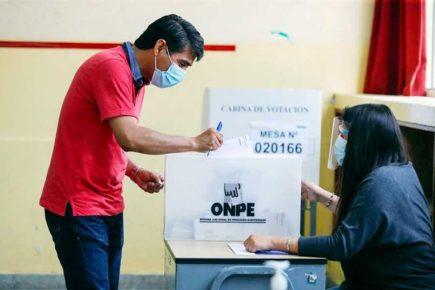 Elecciones 2021: conoce tu local de votación y a qué hora ir a votar