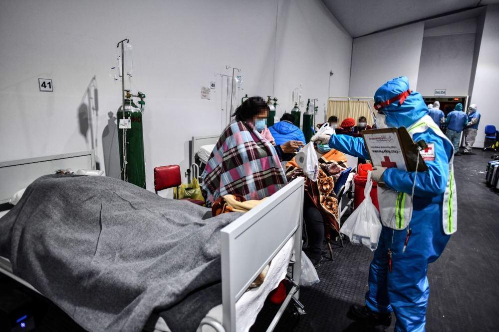 90.6% de casos en Arequipa se debe a la variante C-37 Lambda, causante de crisis, descartando la variante Delta como causante de ello.