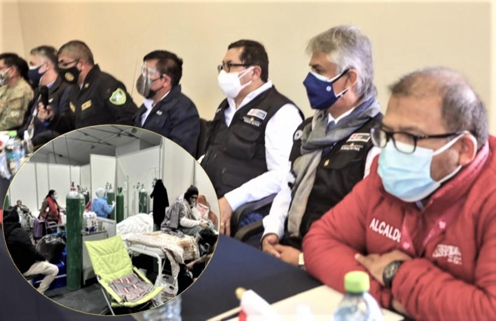 Arequipa: autoridades nacionales no consideran aún cuarentena estricta, a pesar de crisis covid-19