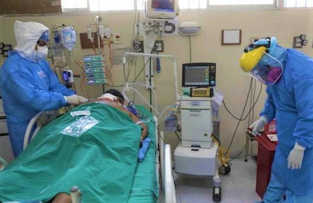 Arequipa: una niña de 11 años y un bebé de 2 meses fallecieron por covid-19, en el hospital Honorio Delgado Espinoza.