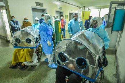 Colegio Médico del Perú: Tercera ola covid-19 ya inició y Arequipa es el epicentro
