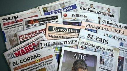 Prensa internacional informa sobre triunfo de Castillo en conteo de votos