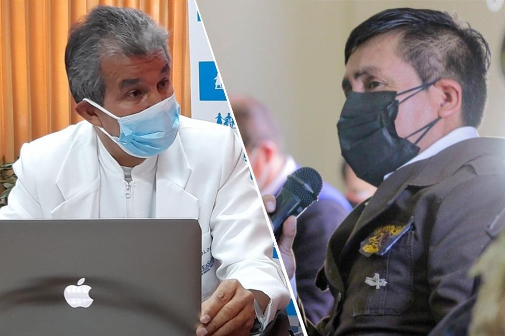 Arequipa: médicos y autoridades divididas de nuevo por la pandemia