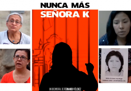 """Arte y Política: estrenan documental """"Nunca más señora K"""" (VIDEO)"""