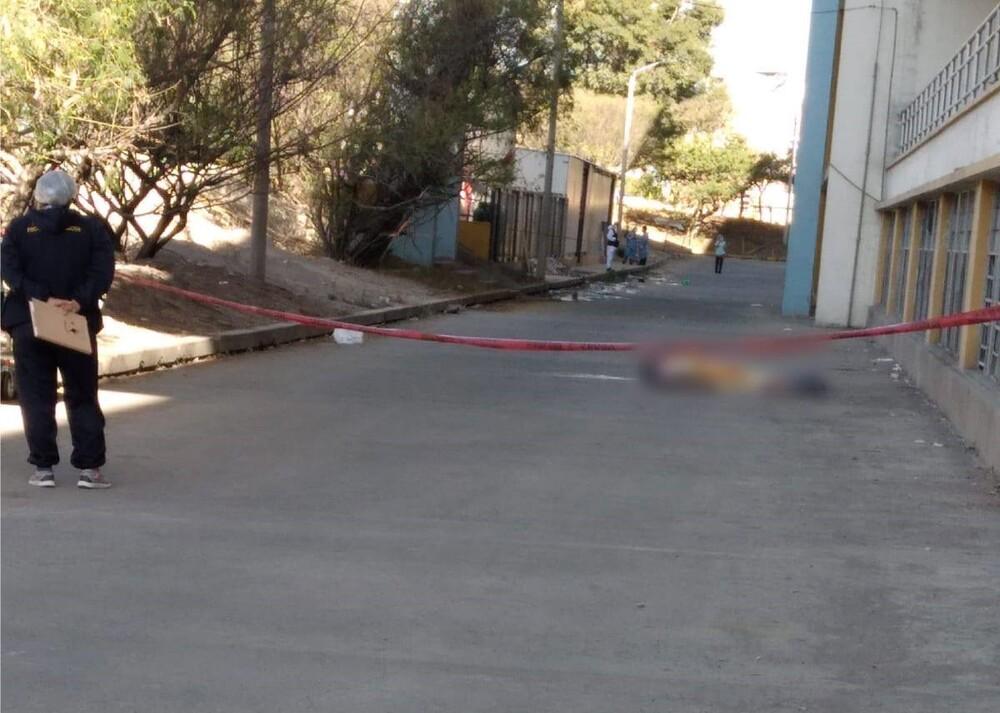Arequipa: paciente de 42 años con covid-19 fallece al caer de balcón de Honorio Delgado