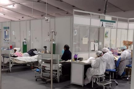 Arequipa: hospital covid incrementa camas ante alta demanda