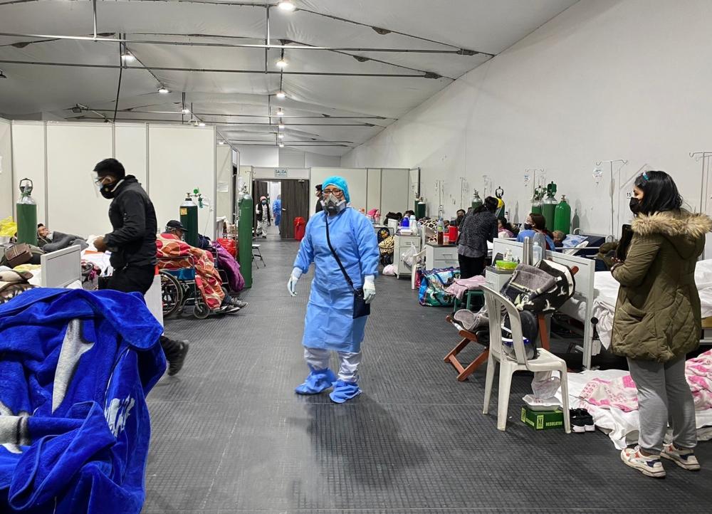 Ministro de Salud: Arequipa en riesgo extremo por ascenso de contagios y fallecidos (VIDEO).
