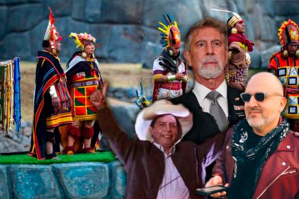 Cusco: Polémica por supuesta violación a la neutralidad en el Inti Raymi (VIDEO)