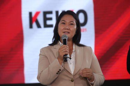 Es engañosa la versión de Keiko Fujimori sobre que lista de electores es pública