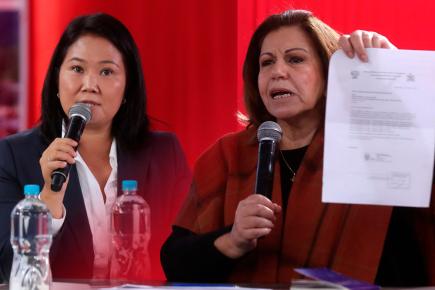 Lourdes Flores Nano, su regreso y su apoyo a Fuerza Popular (VIDEO)