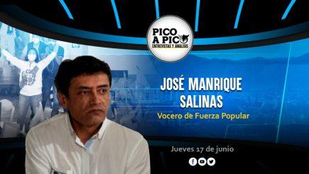 Pico a Pico: los reclamos de Fuerza Popular para la anulación de actas