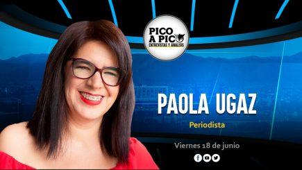 Pico a Pico: entrevista a Paola Ugaz