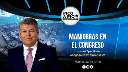 Pico a Pico: las maniobras en el Congreso en la legislatura express