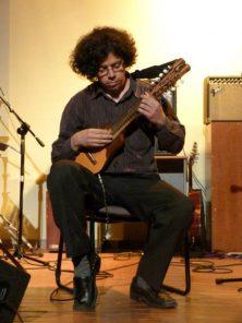 Masterclass con Pedro Rodríguez: Composición y arreglos en base a la música andina