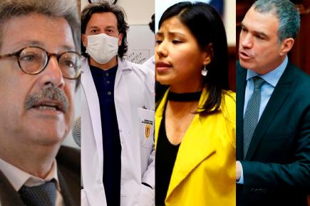 """""""No hay fraude"""": Autoridades, exministros, congresistas, periodistas y organizaciones"""