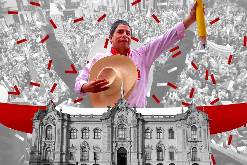 Pedro Castillo, nuevo presidente del Perú: ¿Quién es el mandatario del Bicentenario?