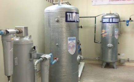Arequipa: instalan planta de oxígeno en hospital de Aplao para pacientes covid-19