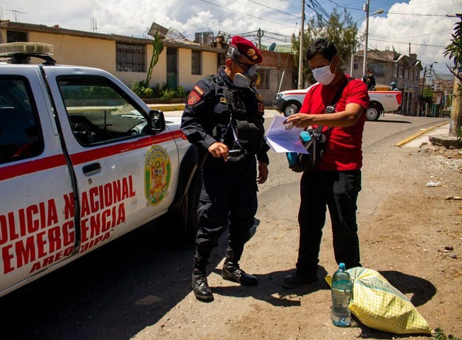 Arequipa: PCM confirma que cerco epidemiológico concluirá el domingo 4 (VIDEO) en Arequipa.