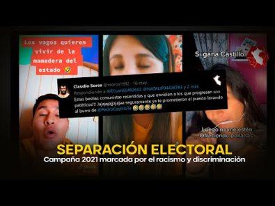 Racismo y discriminación: características de la campaña electoral 2021
