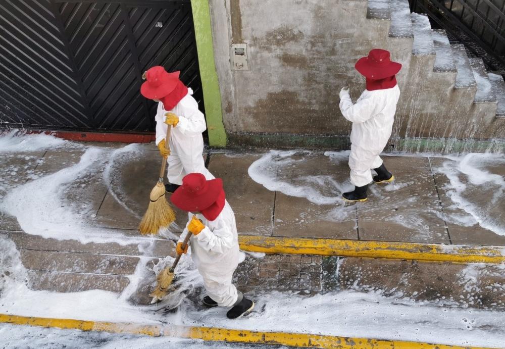 Arequipa: desde este lunes arranca vacunación a trabajadores municipales