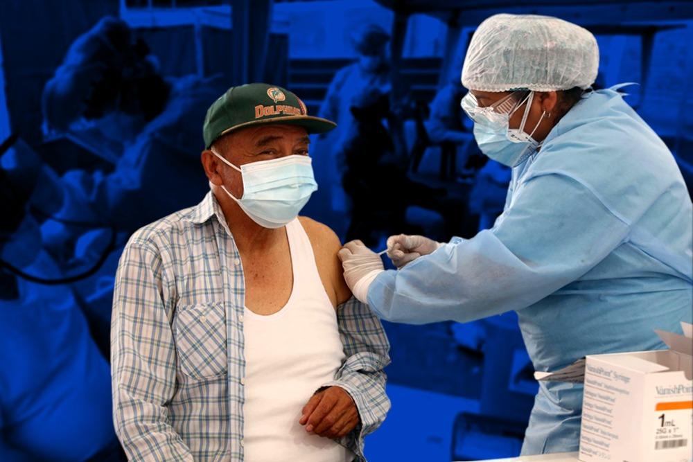 Arequipa: así avanza la vacunación contra la covid-19