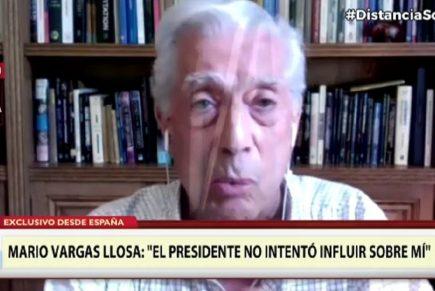 [FALSO] Versión de Vargas Llosa sobre que JNE no explicó decisión de no ampliar plazo para nulidad