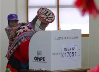 En regiones con proyectos mineros población votó  por Perú Libre