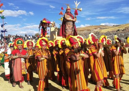 El Inti Raymi del Bicentenario en señal abierta para todo el país