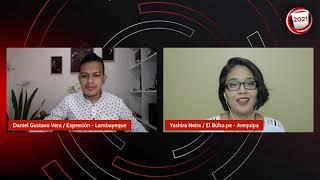 Elecciones 2021 en la Red de Medios Digitales del Perú