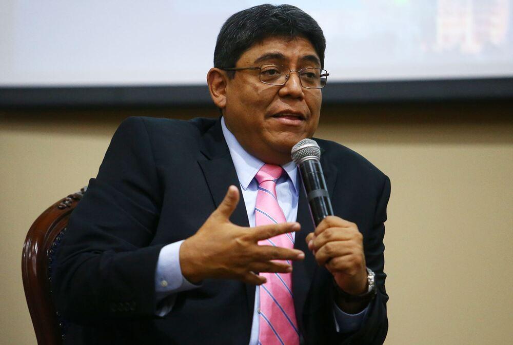 Elmer Cuba, miembro del Directorio del Banco Central de Reserva del Perú